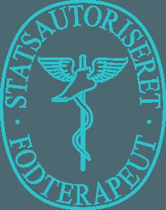 Fodterapi i Næstved anvender logo til brug for statsautoriserede fodterapeuter